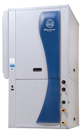 Waterfurnace 5 Series 500A11 by Fairfield Heating & Cooling in Central